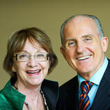 Dr. John and Dr. Judy Hinwood